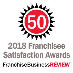 2018 Franchisee Satisfaction Awards