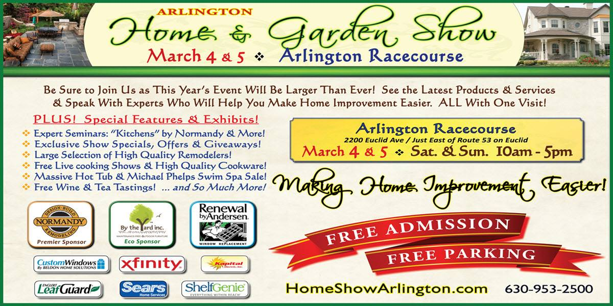Sms Demo And Dog Entertainment At The Arlington Home Show