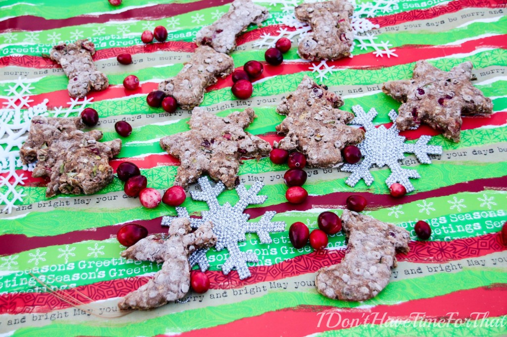 Spoil Your Pup With These Homemade Holiday Dog Treats Sit Means