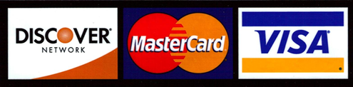 Discover.MasterCard.Visa