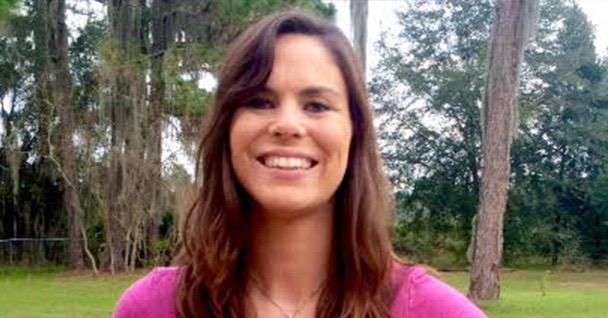 Megan Mckenzie.