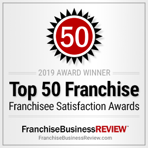 2019 Franchisee Satisfaction Awards